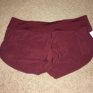 Lululemon Speed Up LR Short 2.5""
